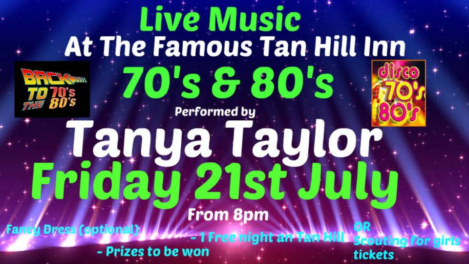 70's & 80's Live Music Night