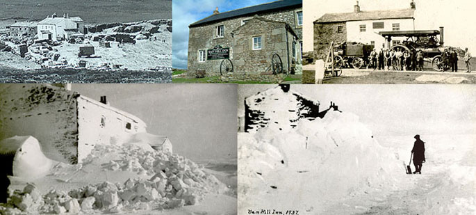 Tan Hill Inn History